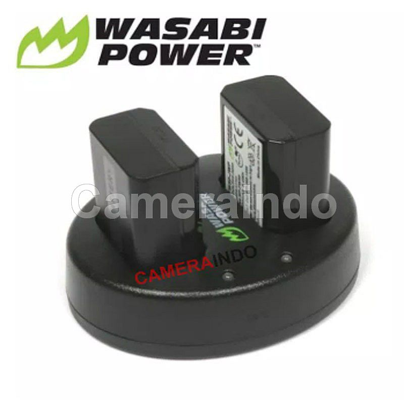 Battery WASABI Sony NP-FW50 plus Charger kit